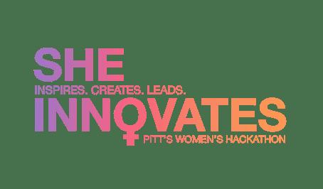 Logo She Innovates 2020