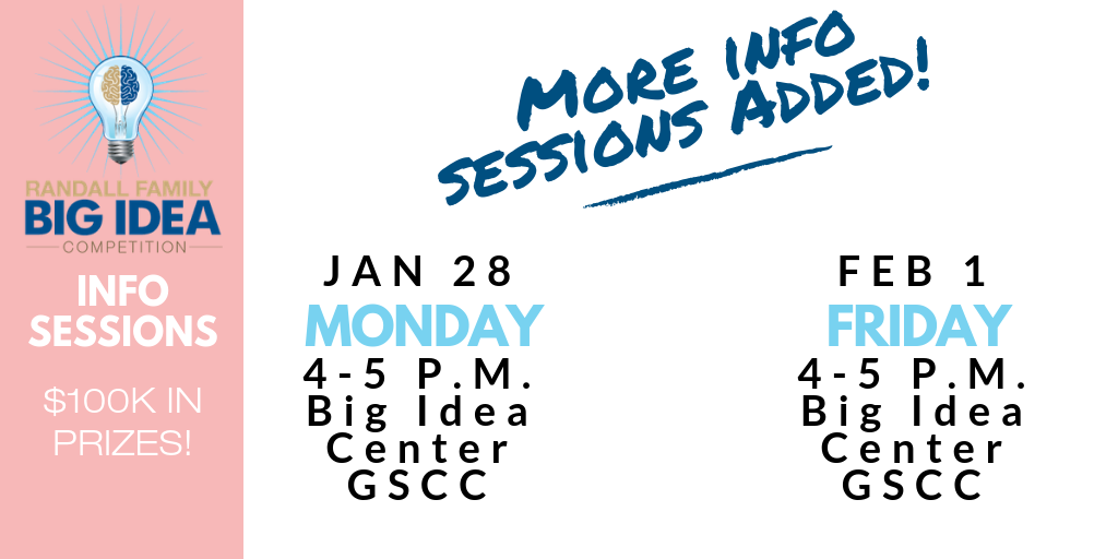 More Sessions Added
